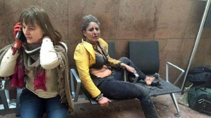 Brüksel'deki havalimanı metro istasyonu saldırılarında en az 26 kişi öldü