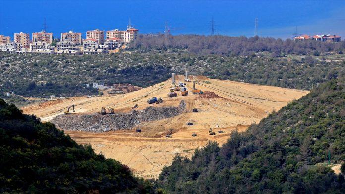 Lübnan'daki 'çöp krizinde' başa dönüldü