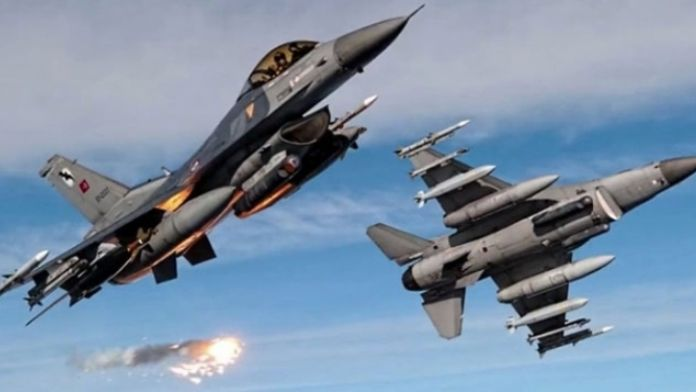 Koalisyon güçleri IŞİD'i vurdu