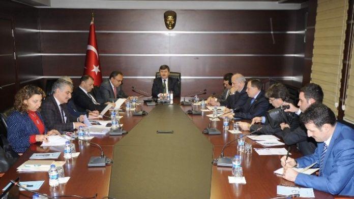 Trabzon İl Turizm Koordinasyon Toplantısı Yapıldı