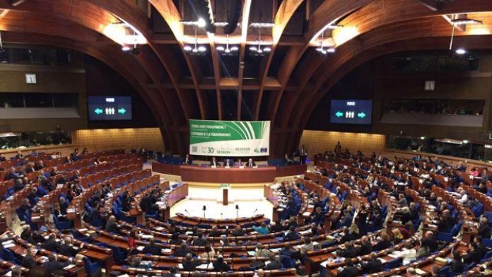Avrupa Konseyi Yerel Bölgesel Yönetimler Kongresine buruk açılış