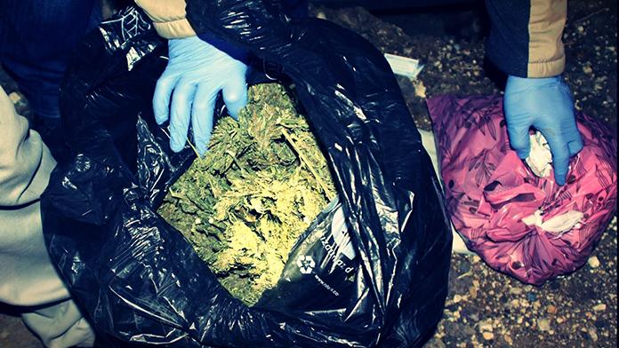 71 yaşındaki kadına, uyuşturucu kuryeliğinden 8 yıl hapis