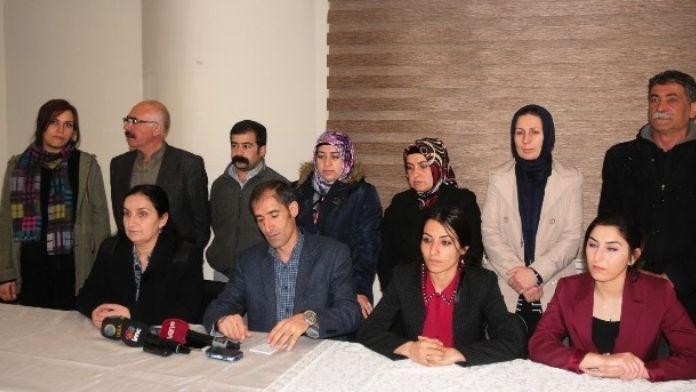 HDP Yüksekova'ya Gidiyor