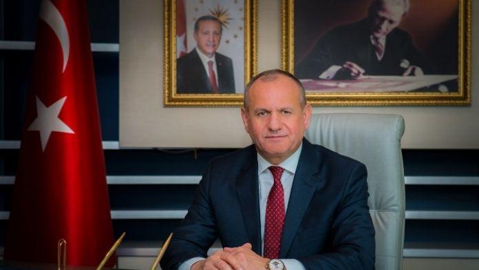 Başkan Mehmet Keleş, 'Terör Tüm Dünyanın Sorunudur'