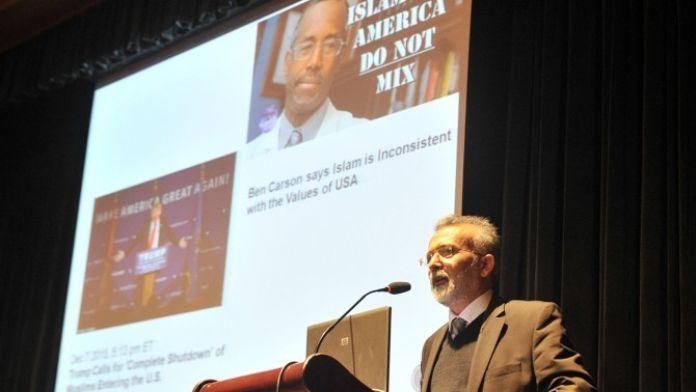 Prof. Dr. Gündüz: 'Batı, Şiddet Ve Terörü İslam İle Bağdaştırıyor'