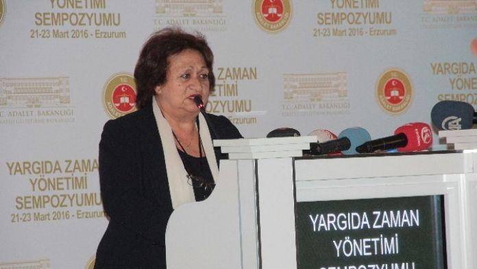 TBB Başkan Yardımcısı Besler: 'Adalette İsabet Kadar Sürat De Önemlidir'