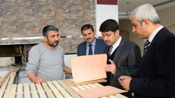 Kahramanmaraş'ta 3 Bin 500 İş Yeri Denetlendi