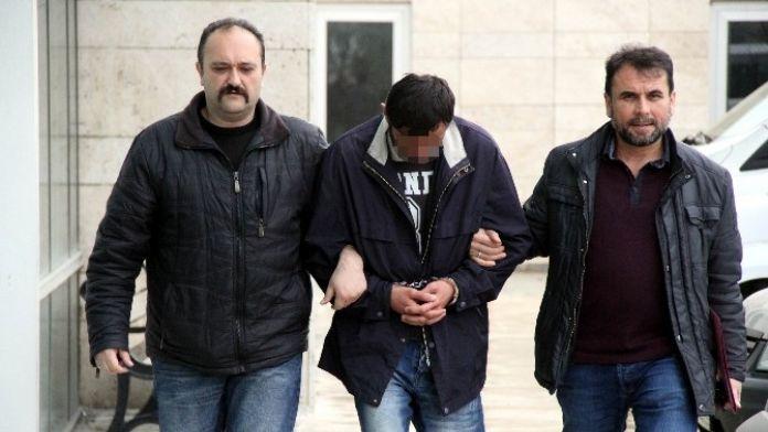 Cep Telefonu Hırsızlığı Zanlısı Tutuklandı