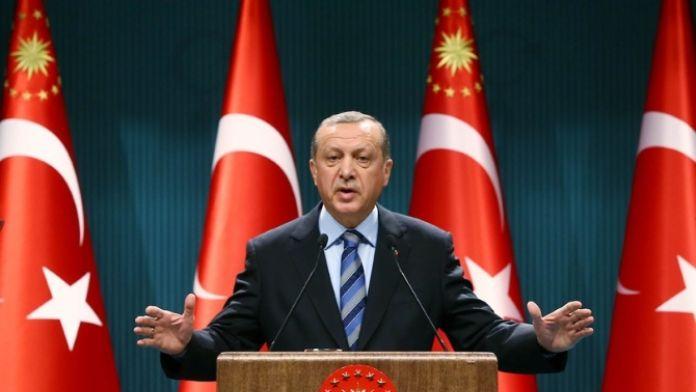 Erdoğan'dan Rusya'ya taziye mesajı