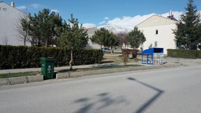 Erzincan'da Çöp Toplamada Yeni Sistem