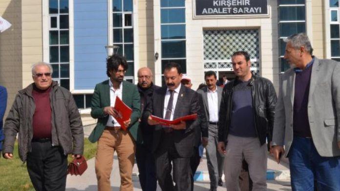 CHP Kırşehir teşkilatından, 'terör örgütüne yardım etme' suç duyurusu