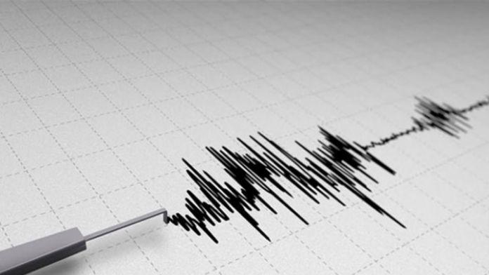 Akdeniz'de deprem !