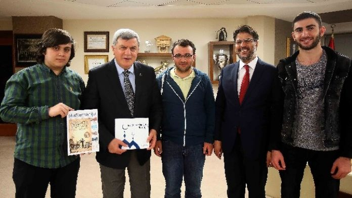 Başkan Karaosmanoğlu, Çeşitli STK Temsilcileriyle Bir Araya Geldi