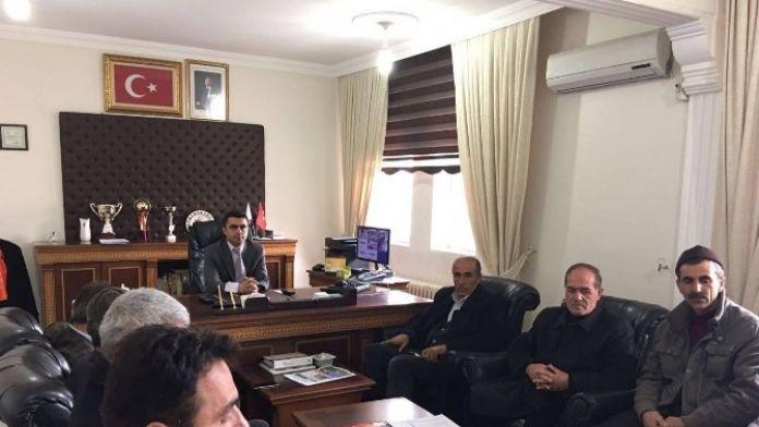 Korkut'ta Çiftçiler Çmva Katılım Sözleşmesini İmzaladı