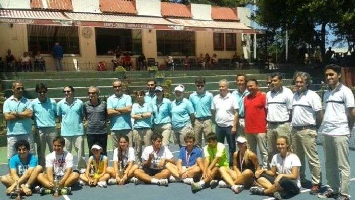 Tenis Deniz Spor Kulübünde Tenis Hakemi Eğitimleri Başlayacak