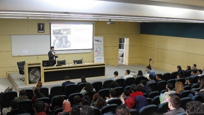 SAÜ'de 'Medyasoft İle Kariyer Günleri' İsimli Etkinlik Düzenlendi