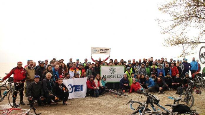 Eskişehirli Bisikletçilerden İznik Gölü Turu
