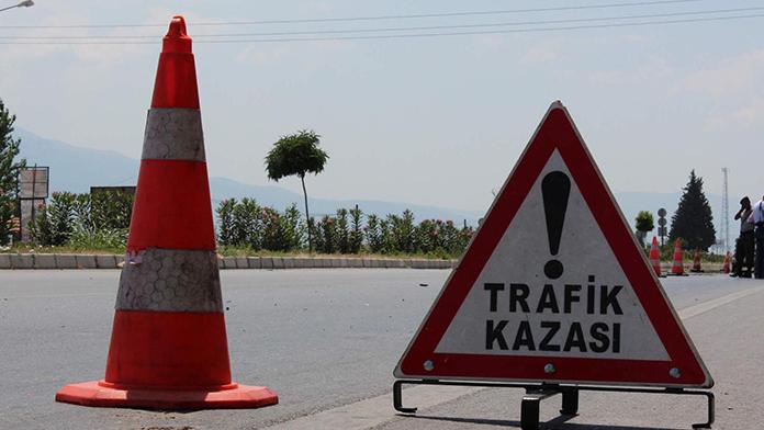 Isparta'da trafik kazası: 1 ölü