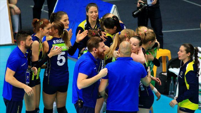 Fenerbahçe Grundig Kadın Voleybol Takımı, DenizBank CEV Şampiyonlar Li