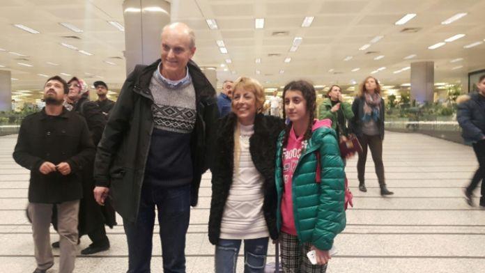 Sınır dışı edilmişti yeniden Türkiye'de