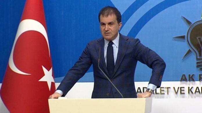 Ömer Çelik: ''DAEŞ, PKK, DHKP-C...'