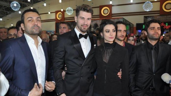 'Somuncu Baba Aşkın Sırrı' filminin galası yapıldı