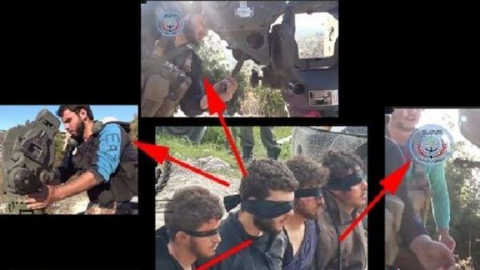 Suriye ordusu: Rus kurtarma helikopterini düşüren ÖSO milisleri yakalandı