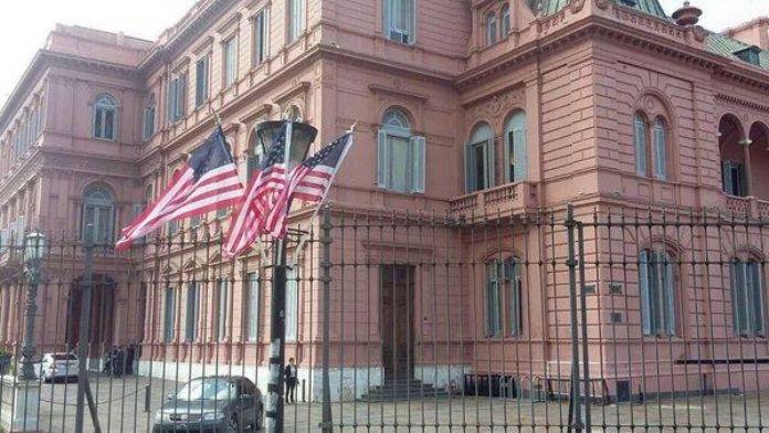 Arjantin'de Obama gerginliği