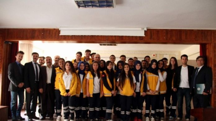 Acil Tıp Teknisyenleri Haftası Kutlamaları Başladı