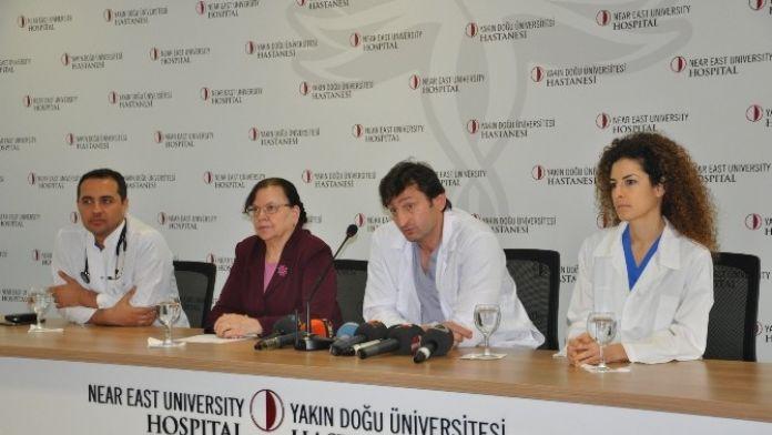 KKTC Ulaştırma Bakanı Tahsin Ertuğruloğlu Taburcu Oldu