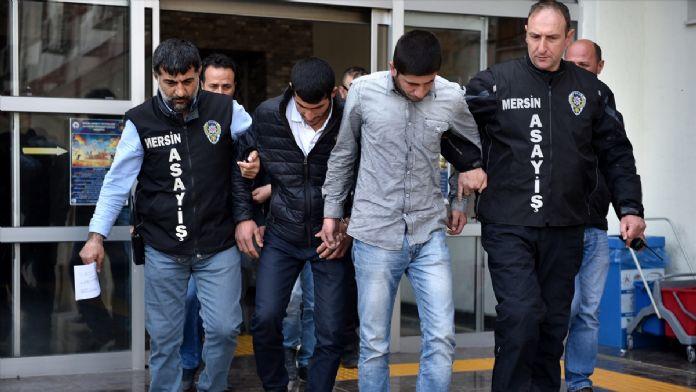 Mersin'de motosiklet hırsızlığı iddiası