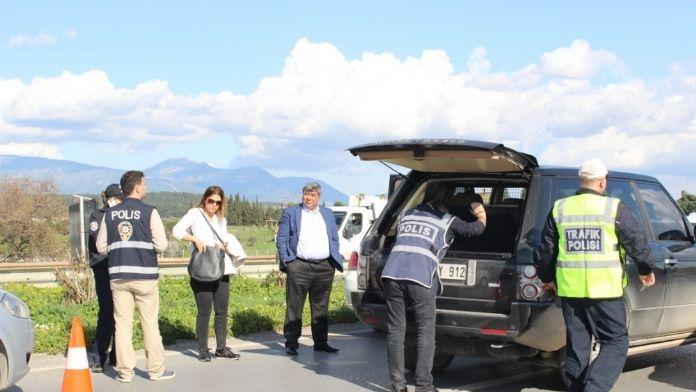 İzmir'de 497 kişi yakalandı