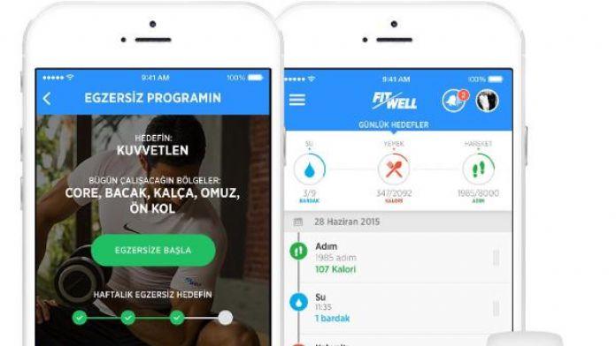 Türk girişimi FitWell'e Microsoft'tan büyük destek