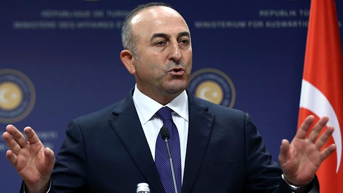 Bakan Çavuşoğlu'ndan 'Brüksel' Açıklaması
