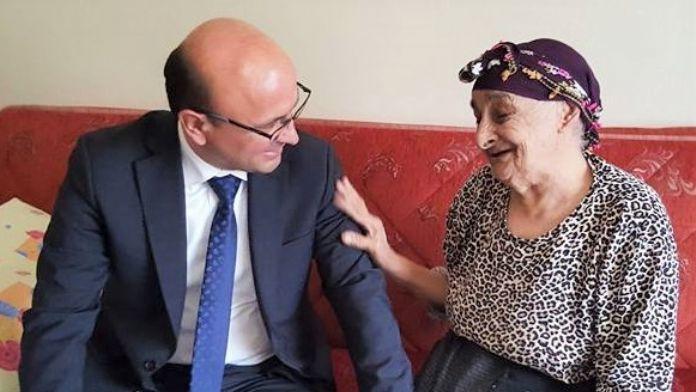 Başkan Oral'dan Yaşlılar Haftası Mesajı