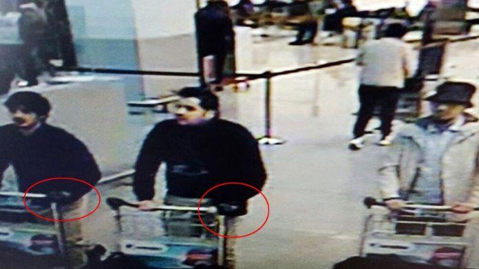 Brüksel bombacıları neden tek eldiven takıyordu ?