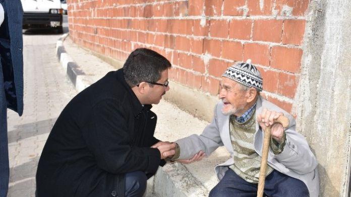 Başkan Çelik Yaşlılar Haftasını Kutladı