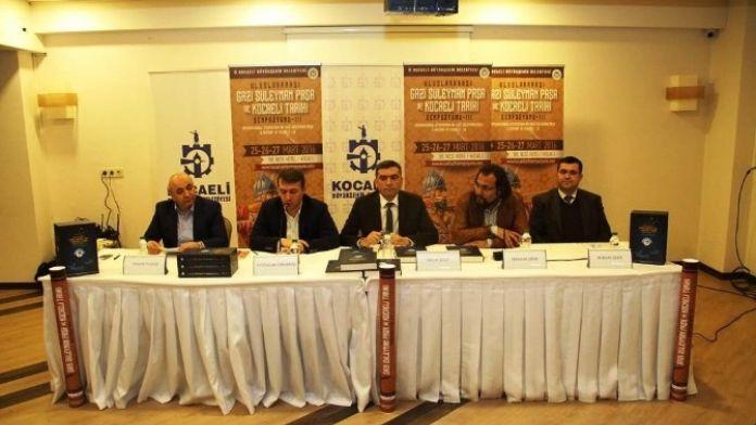 Gazi Süleyman Paşa Sempozyumu'nun Startı Çanakkale'de Verildi
