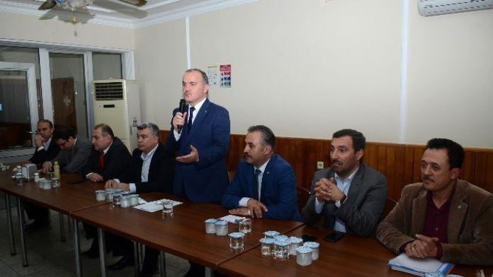 Başkan Gürlesin'den Personeline Çanakkale Müjdesi