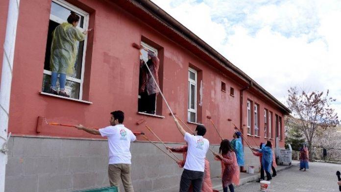 Meram Gençlik Meclisi'nden Örnek Proje