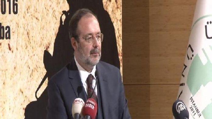 Mehmet Görmez: Dünyanın güvenliği inançlar üzerinde baskıyla sağlanmaz