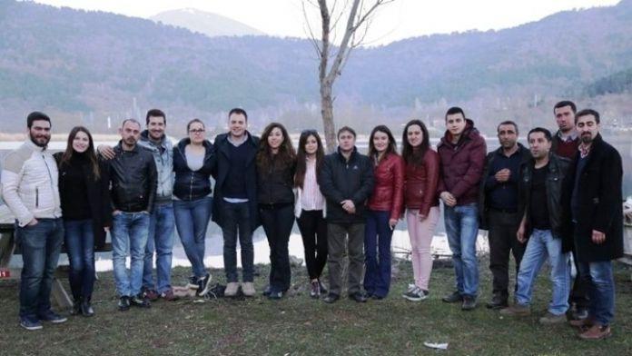 CHP'nin Gençleri İzmir'den Çanakkale Yolcusu