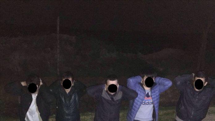 Gaziantep'te DAEŞ üyesi 5 kişi yakalandı