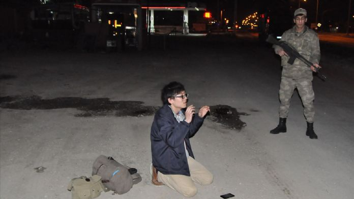 DAEŞ'e katılmak isteyen Japon uyruklu kişi yakalandı