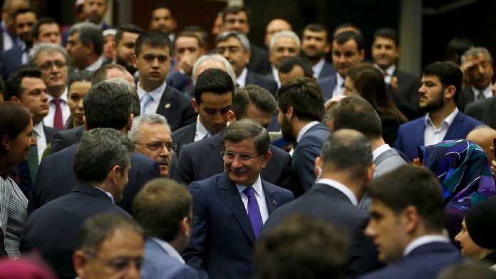Ak Parti Grup Toplantısı;'Allah, birliğimizi, beraberliğimizi bozmasın'