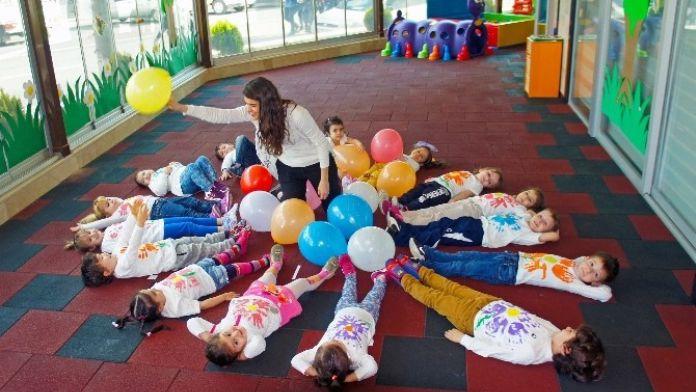 Anaokulunun Minik Öğrencileri Baharın Gelişini Kutladı