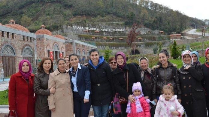 Kartepeli Kadınlar Ilıca Tesisleri'nde
