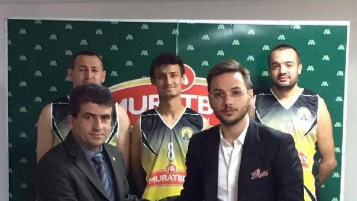 Muratbey'den örnek sponsorluk