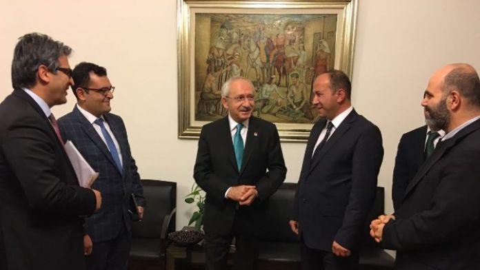 Kılıçdaroğlu, Yılın En İyi Haber Görüntüsünü Seçti
