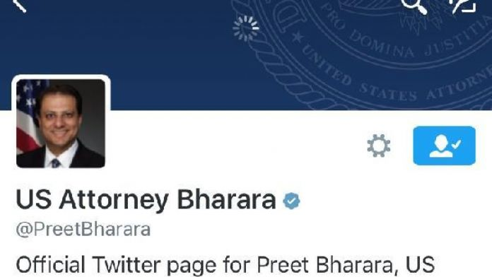 U.S. prosecutor in spotlight of Turkish Twitter users after fraud charge